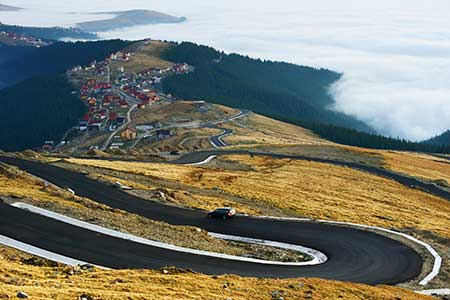 Team Building munte Transalpina